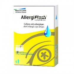 Allergiflash 0,05% collyre 10 unidoses
