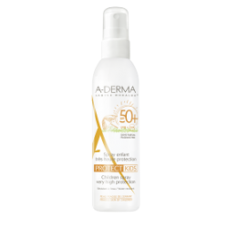 Aderma protect spf50+ spray enfant 200ml