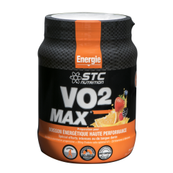 Stc nutrition vo2 max - fruits rouges 525g