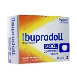 IBUPRADOLL 200MG CPR BT24