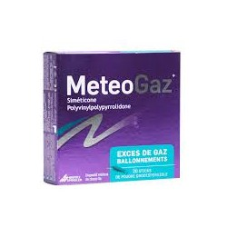 METEOGAZ 20 STICKS