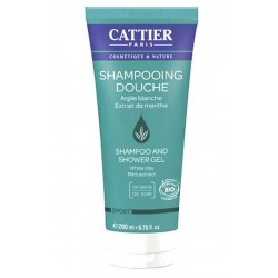 CATTIER HYGIENE GEL DOUCHE VITALITE 200ML