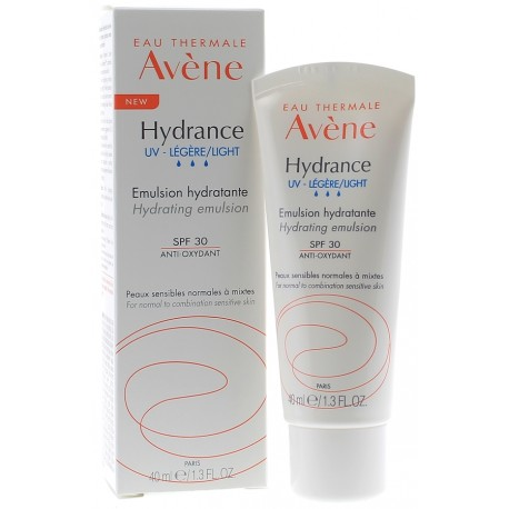 AVE HYDRANCE EMULSION LEGERE UV 40ML
