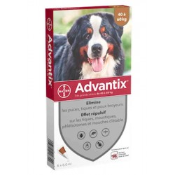 ADVANTIX TG.CN SPOT ON PIP 6ML6