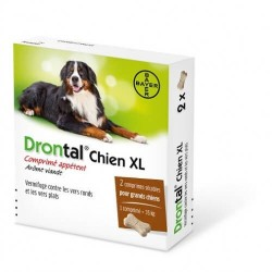 DRONTAL CHIEN XL CPR SECAB BT2
