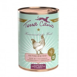 TERRA CANIS POULET 400G