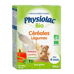 PHYSIOLAC BIO CEREALES LEGUMES 200G