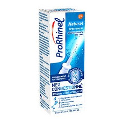 PRORHINEL SPRAY NASAL NATUREL 20ML