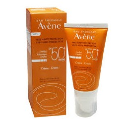 AVE SOLAIRE CR 50+ TB50ML