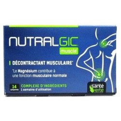 NUTRALGIC MUSCLES CPR /14