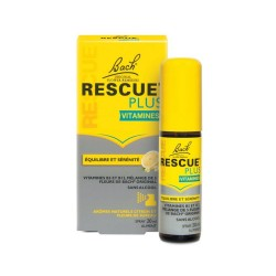 RESCUE PLUS SPRAY SS ALCOOL 20ML