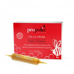 PROPOLIA TONIC'POTION AMP 10ML 10