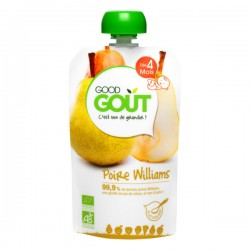 GOOD GOUT POIRE WILLIAMS 120G