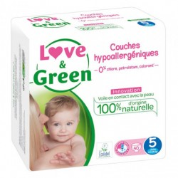 LOVE amp GREEN COUCHES HYPOALLERG T5 X40