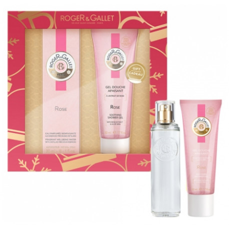 RG COFFRET VAPO 30ML ROSE GEL DC