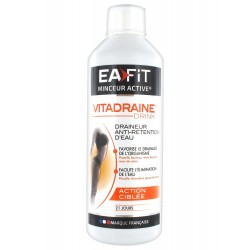 Eafit vitadraine fruits rouges 500ml