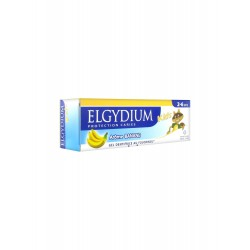 Elgydium kids protection caries saveur banane 50ml